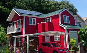 八王子市七国4丁目 屋根カバー工法+外壁塗装のイメージ